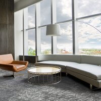 Scribe Rug - Commercial Lobby