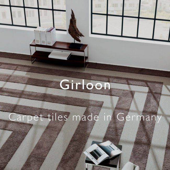 Girloon Carpet Tiles